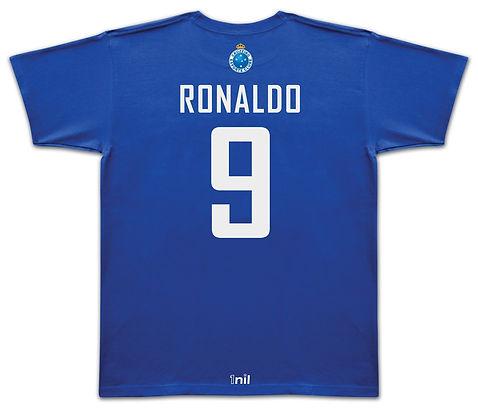 Cruzeiro 1993 - No.9 Ronaldo