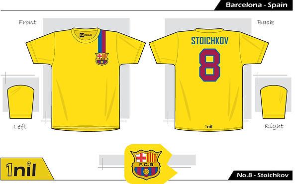 Barcelona 1992 - No.8 Stoichkov