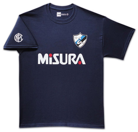 Inter Milan football shirt