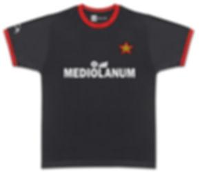 Gullit Mediolanum shirt