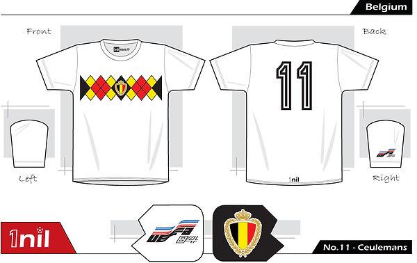 Belgium 1984 - No.11 Ceulemans