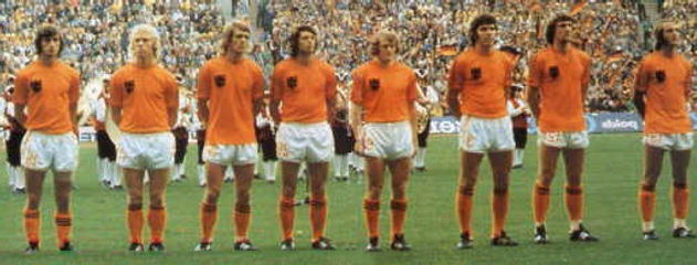 Holland world cup 1974