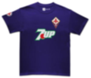 Fiorentina football shirt Batistuta
