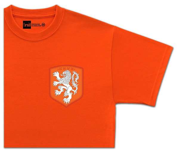 Holland retro football shirt