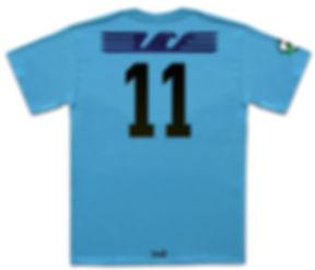 Lazio 1984 - No.11 Laudrup