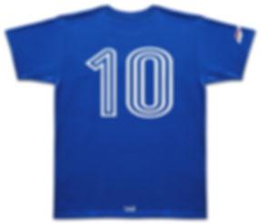 France 1984 - No.10 Platini shirt