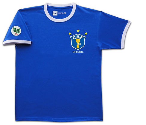Brazil football shirt Socrates