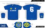 Hellas Verona 1985 - No.6 Briegel