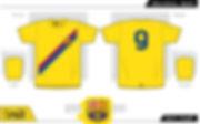 Barcelona 1974 - No.9 Cruyff