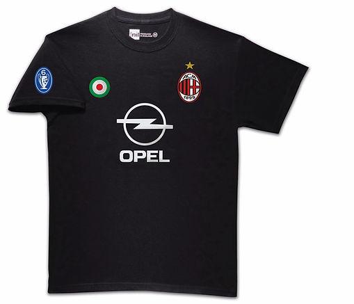 AC Milan Opel shirt Costacurta