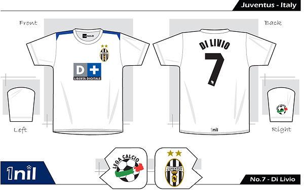 Juventus 1998 - No.7 Di Livio