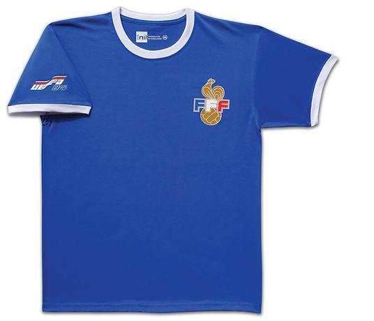 France 1984 - No.12 Giresse