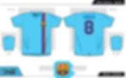 Barcelona 1989 - No.8 Lineker