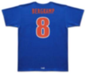 Holland 1998 - No.8 Bergkamp