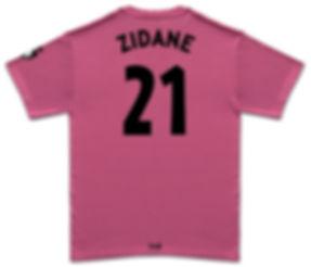 Juventus 1997 - No.21 Zidane