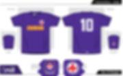 Fiorentina 1986 - No.10 Baggio