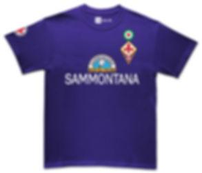 Fiorentina football shrt