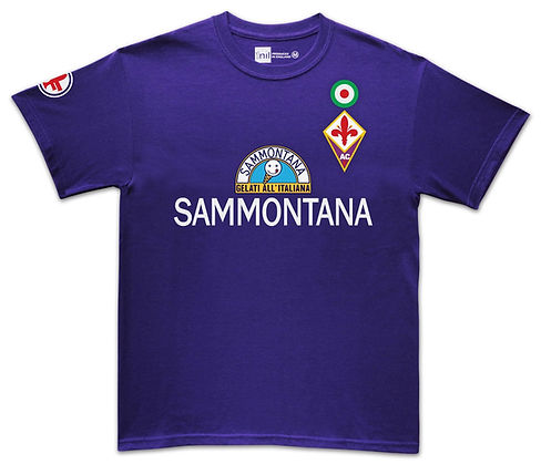 Fiorentina football shrt