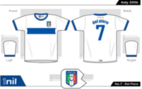 Italy 1994- No.10 Baggio