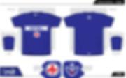 Fiorentina retro football shirt