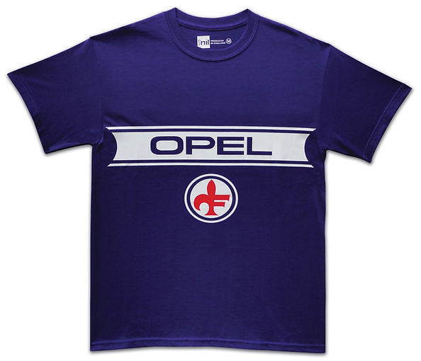 Fiorentina football shirt OPEL