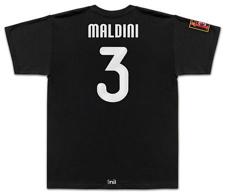 AC Milan 1999 - No.3 Maldini