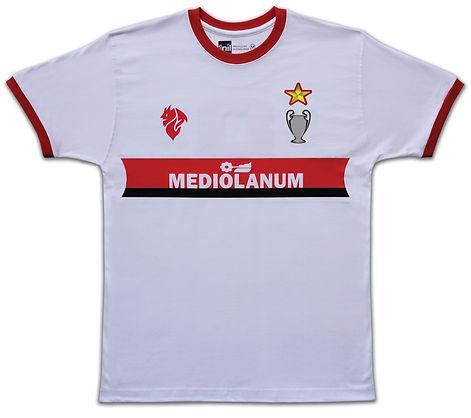 AC Milan 1989 - No.9 van Basten