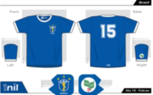 Brazil 1982 - No.15Falcao