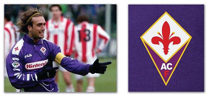 Fiorentina Batistuta Nintendo