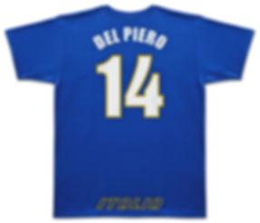 Italy 1996 - No.14 Del Piero