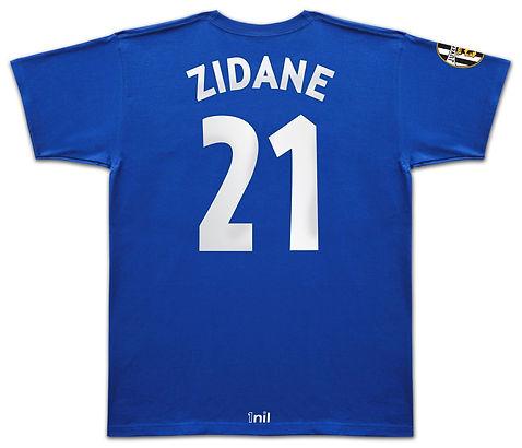 Juventus 1997 - No.21 Zidane / 01
