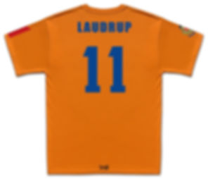 Barcelona 1992 - No.11 Laudrup