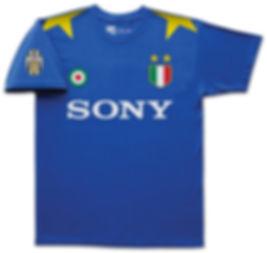 Juventus 1996 - No.10 Del Piero