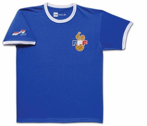 Platini football shirt