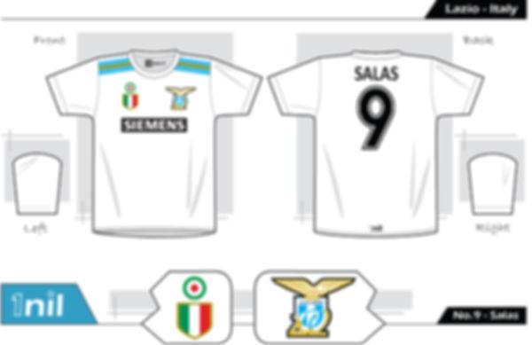 Lazio 2000 - No.9 Salas