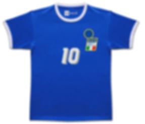 Italy 1993 - No.10 Baggio