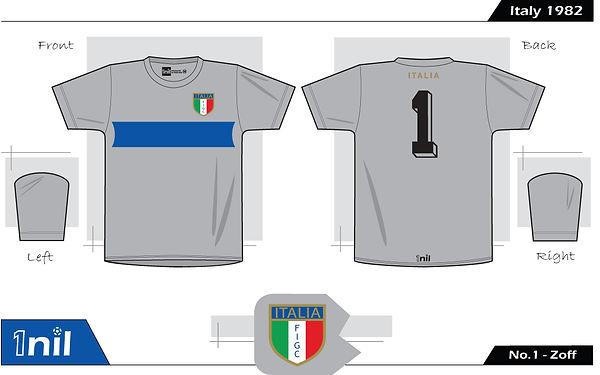 Italy 1982 - No.1 Zoff