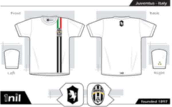 Juventus football shirt