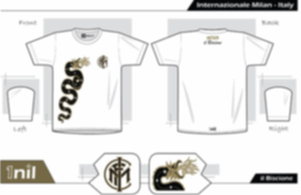 Inter Milan - 'Il Biscione' football shirt