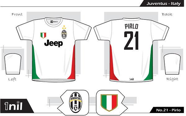 Juventus - No.21 Pirlo Jeep