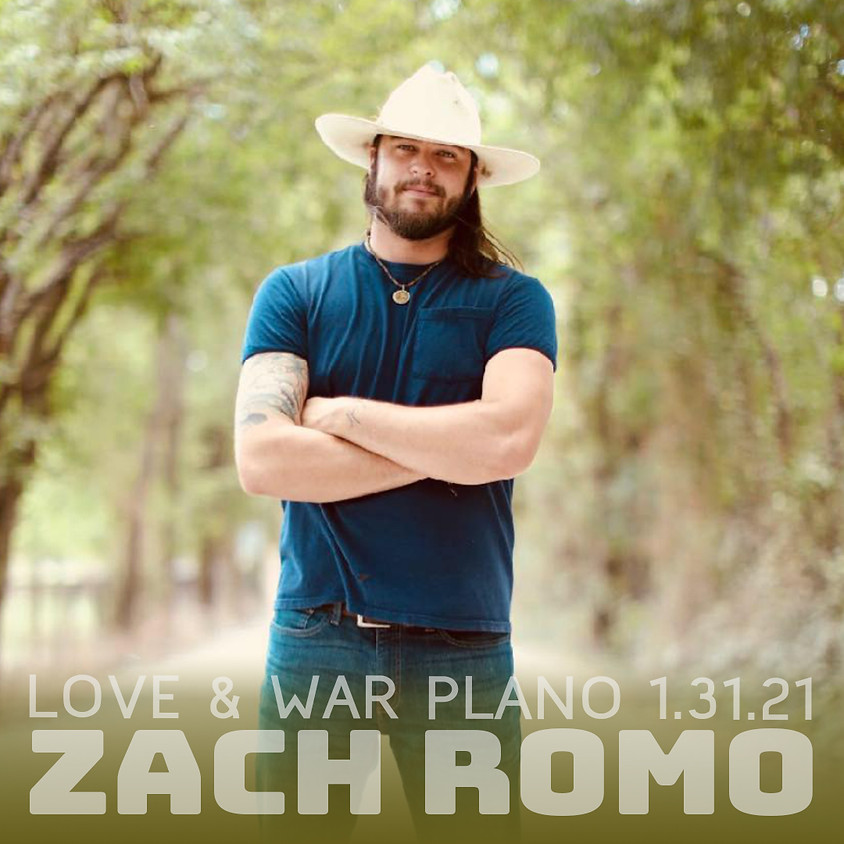 Zach Romo