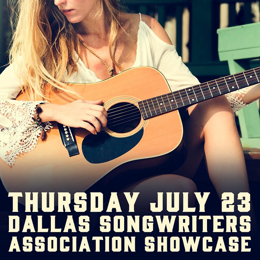 Dallas Songwriters Association Showcase