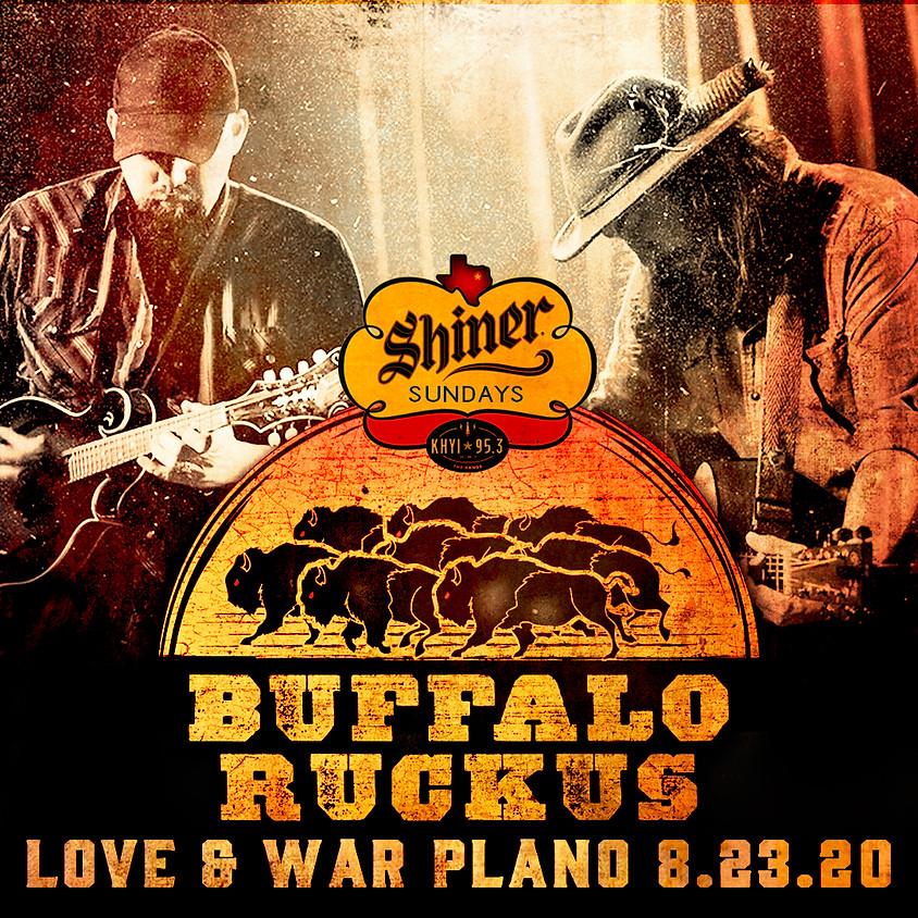Buffalo Ruckus - Shiner Sunday