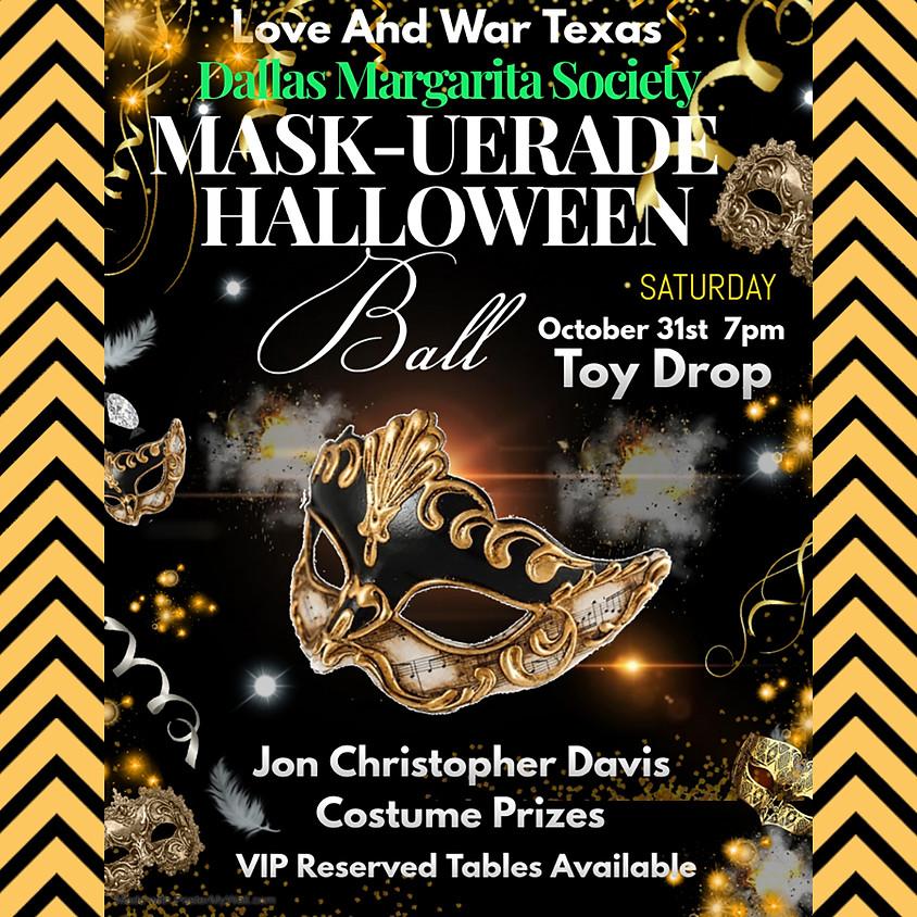 Dallas Margarita Society – Mask-uerade Halloween Ball