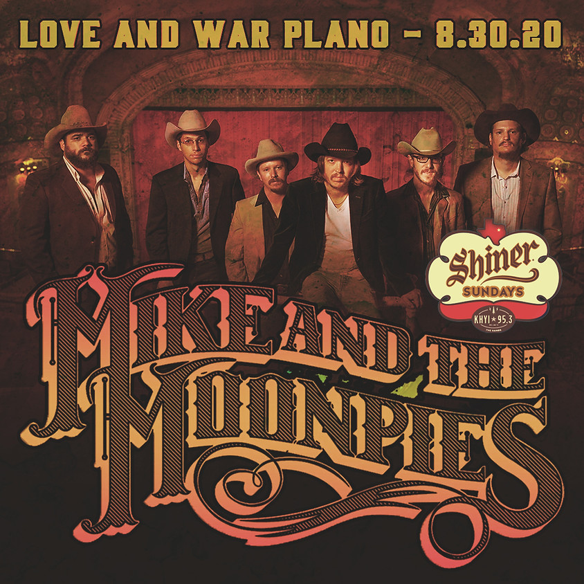 Mike and The Moonpies - Shiner Sunday