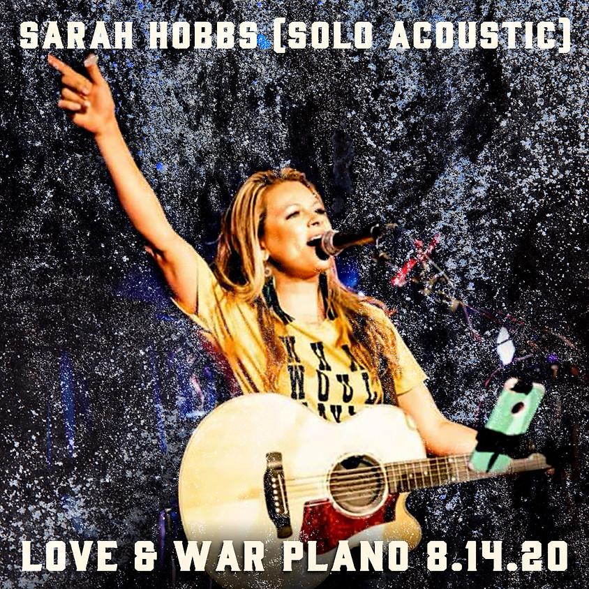 Sarah Hobbs (Solo Acoustic)
