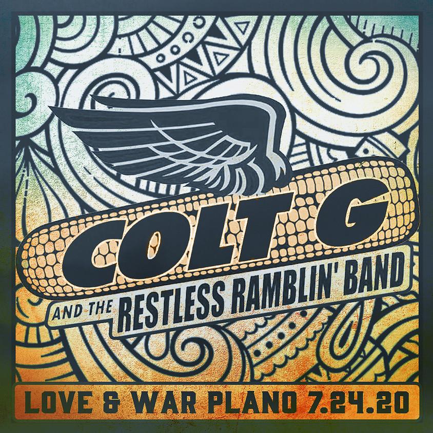Colt G and The Restless Ramblin' Band