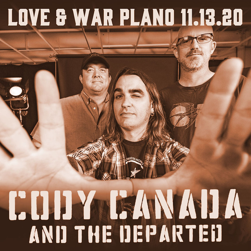Cody Canada & The Departed