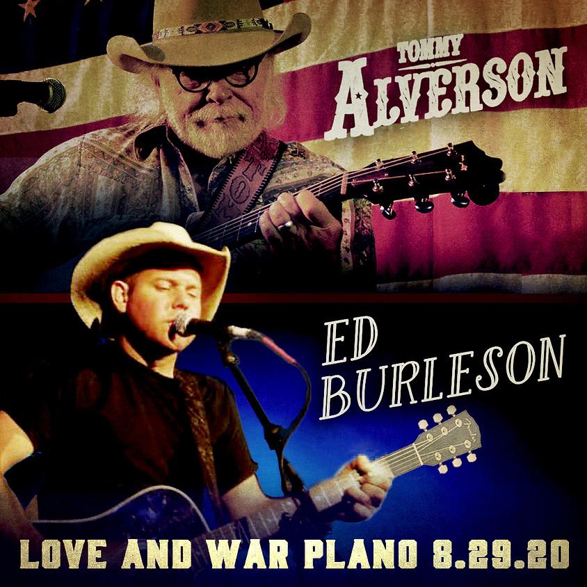Tommy Alverson & Ed Burleson