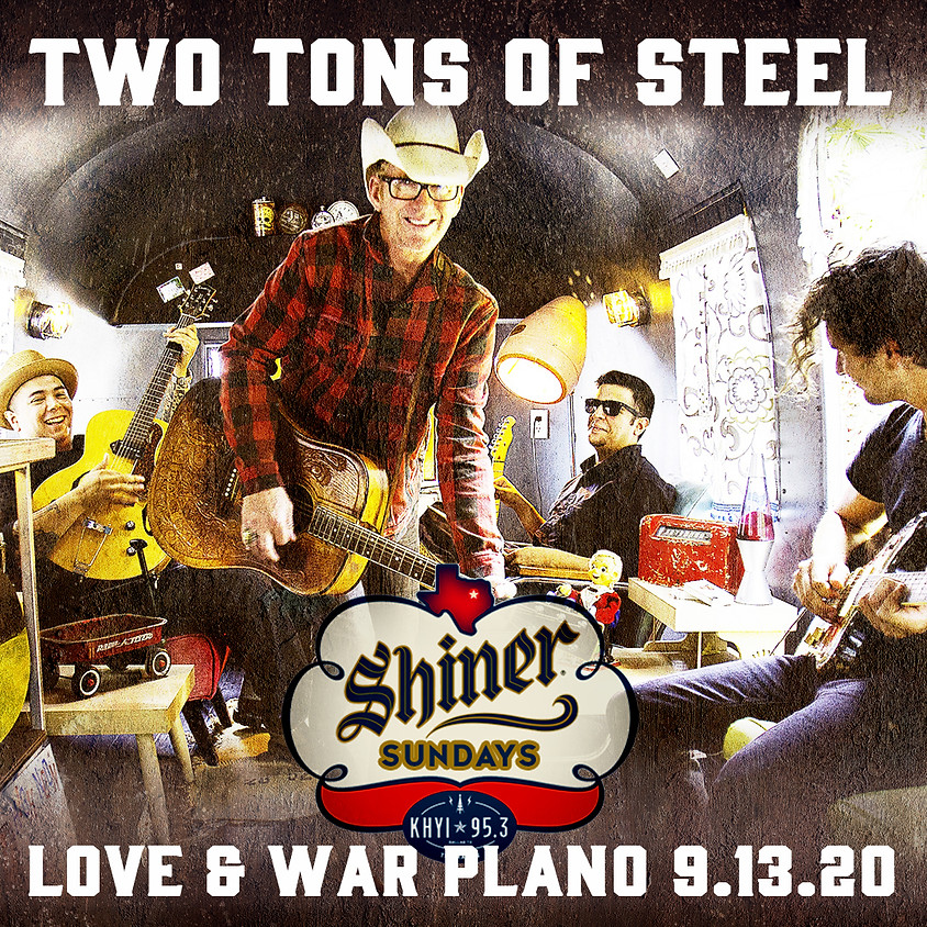 Two Tons of Steel - Shiner Sunday